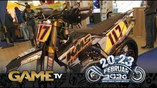 Game TV Schweiz - Swiss Moto | Zwei Räder. Eine Messe