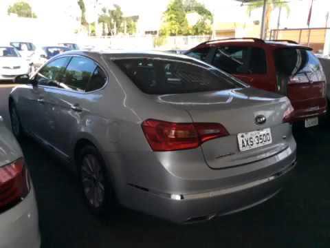 KIA CADENZA 3.5 V6 24V 4P 2011 - Carros usados e seminovos - BELLOS CAR - Curitiba-PR