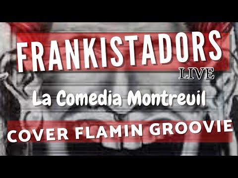 Cover de Shake Some Action de Flamin Groovies par Frankistadors