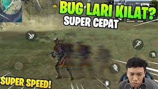 GIMANA CARANYA? BUG LARI SUPER SPEED PARAH BANGET! - Garena Free Fire thumbnail