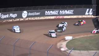 Factory Stock - USRA B Mod Feature  8-8-15