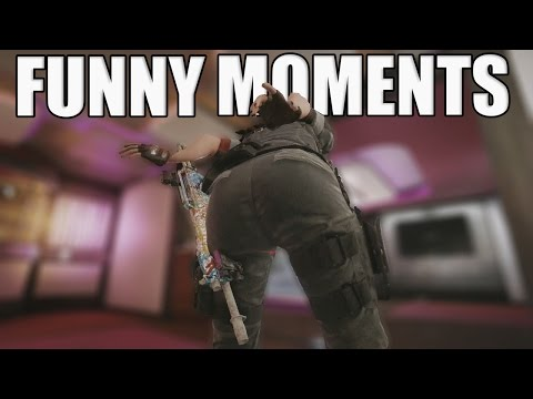 Is Glaz OP - Rainbow Six Siege Funny & Epic Moments