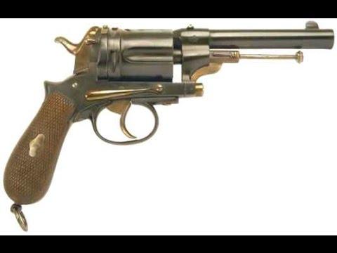 M1870 Montenegrin Gasser revolver