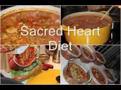 Sacred Heart Diet - YouTube