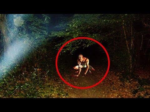 7 Increíbles y extraños sucesos grabados en videos - YouTube
