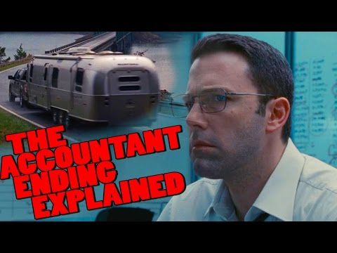 Thumbnail: The Accountant Ending Explained - The Accountant 2?
