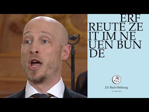 J.S. Bach - Cantata BWV 83 Erfreute Zeit im neuen Bunde (J.S. Bach Foundation)
