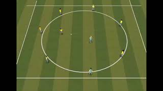 Man City - Clock Coaching Pass and Move