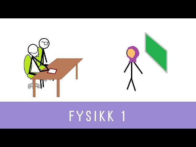 Fysikk med Eivind - Eksamenstips (Fysikk 1)