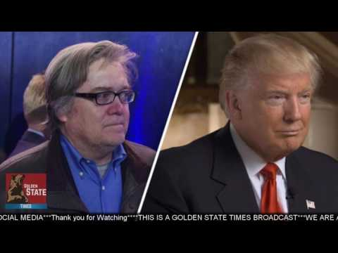 ITS ON: Steve Bannon advises President Donald Trump to make a Republican SH*T List ASAP!!!
