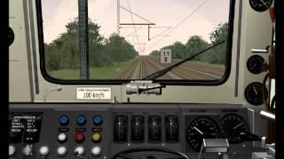Let´s Play - Train Simulator 2001 - DB BR 140 mit Amtrak ICE
