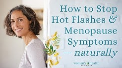 Natural Remedies for Menopause - Dr. Mary James