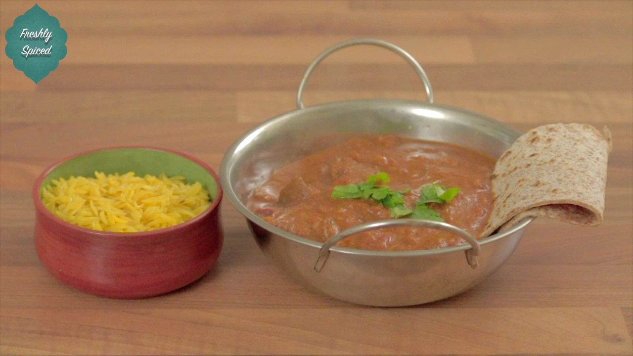 Delicious, simple Chicken Curry Recipe! Homemade takeaway! - YouTube