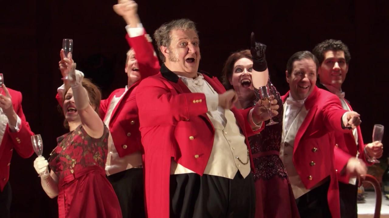 Falstaff: Tutto nel mondo è burla