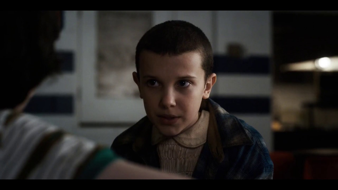 Stranger Things 1x08 Mike Once Beso Espanol Youtube