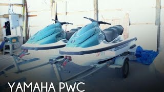 Used 2002 Yamaha (2) XL 700 Jet Skis w/Dual Trailer for sale in Brick, New Jersey