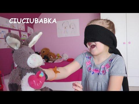 Zabawa w Ciuciubabkę i kucyki my little pony Bajki dla dzieci po polsku Gang Świeżaków