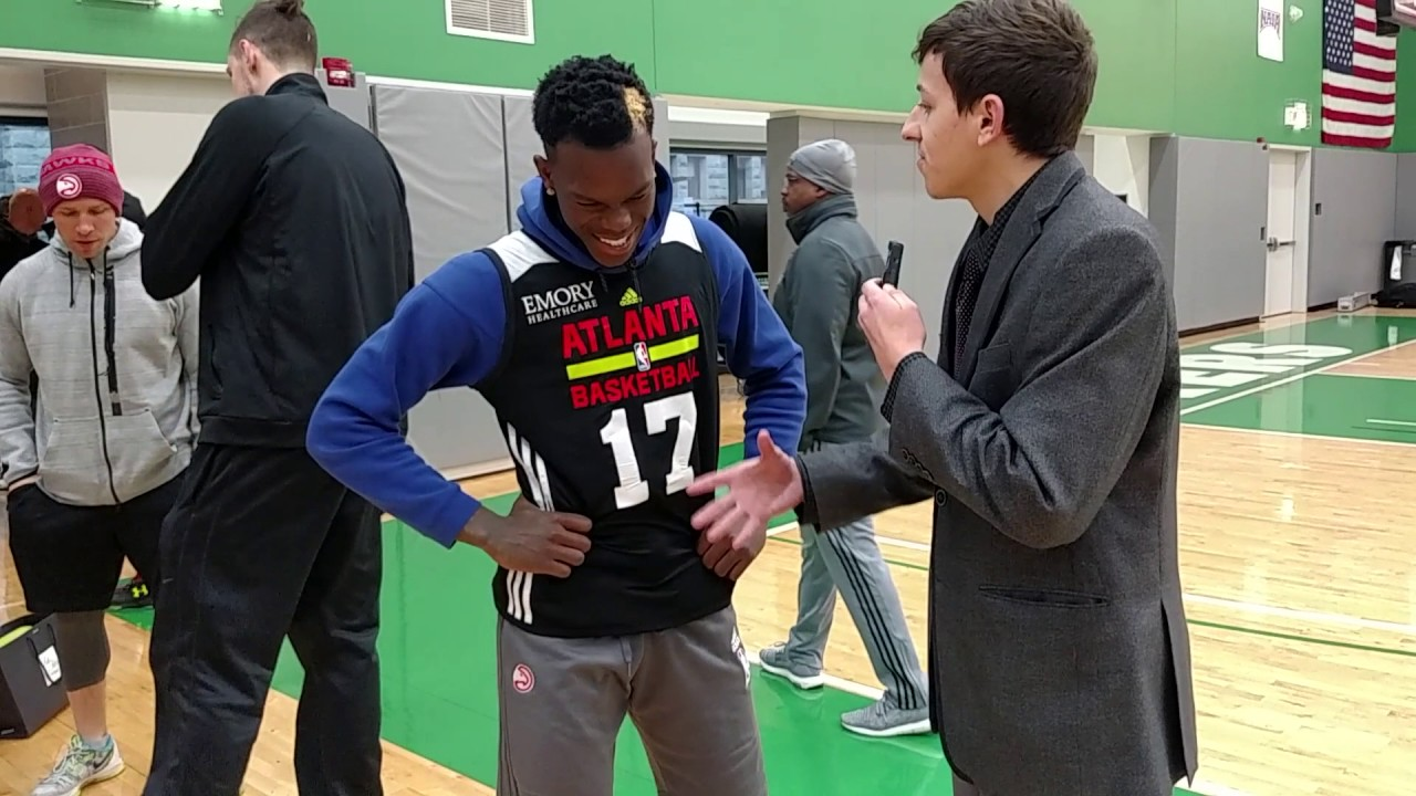 Dennis Schroder Exclusive Interview: Season, Leadership, & Life Lessons