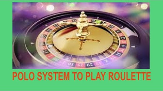 ONLINE CASINO/Live Roulette/ Roulette Strategy POLO ☑