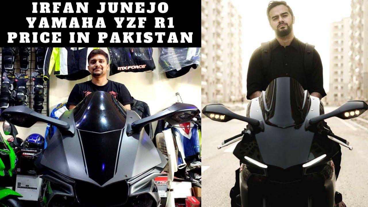 Yamaha Yzf R1 2018 Like Irfan Junejo Yamaha R1 Price In Pakistan On Pk Bikes