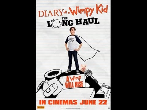 Movie Reviews... Diary Of A Wimpy Kid: The Long Haul