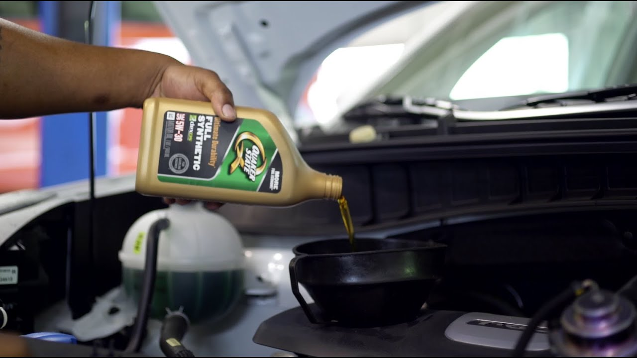 Recomded Motor Oil of Hyundai - YouTube