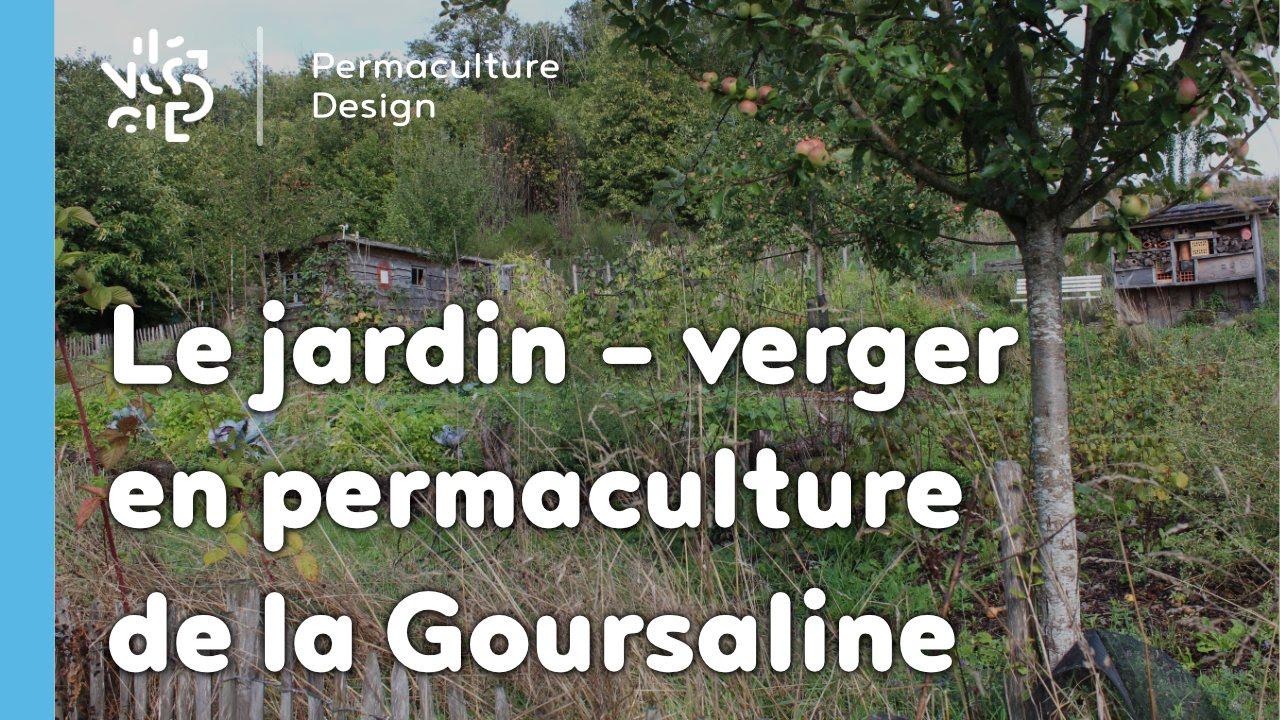 Le jardin potager en permaculture de la goursaline ao t for Jardin potager