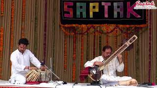 Video Pt Kushal Das - Sitar(Saptak Annual festival 2018) download MP3, 3GP, MP4, WEBM, AVI, FLV November 2018