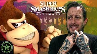 GEOFF'S GIT GUD - Super Smash Bros. Ultimate - Smash Month | Let's Play