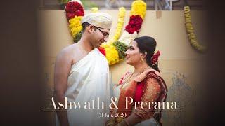 Wedding Highlights | Prerana + Ashwath | 31 Jan 2020