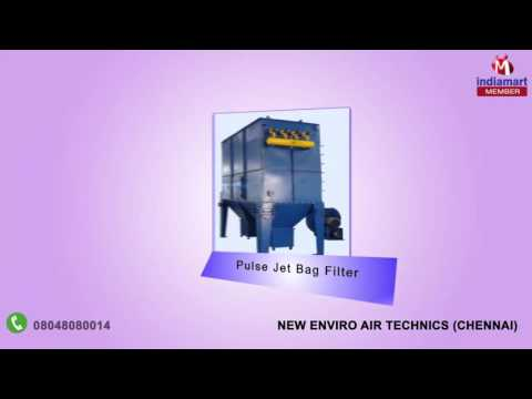 Industrial Fan and Dust Collector By New Enviro Air Technics, Chennai