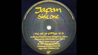 "Japan ""The Art of Parties"" 12 inch"