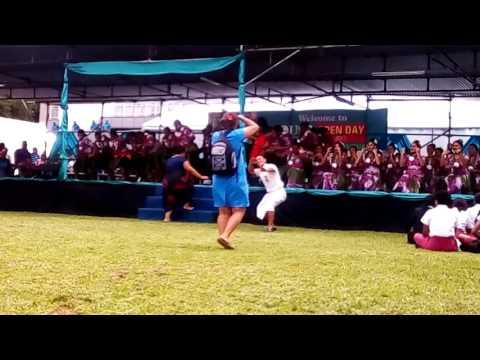 Usp open day 2017 - Rotuman dance
