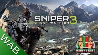 Sniper Ghost Warrior 3 Review (PC) - Worthabuy?