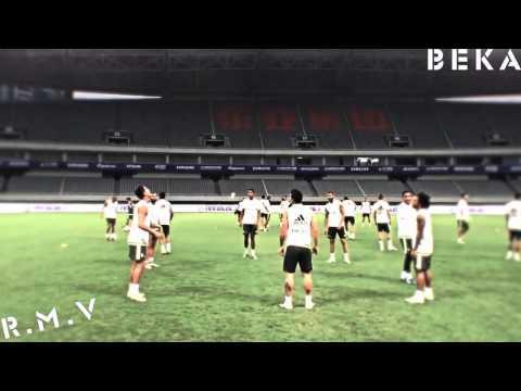 Cristiano Ronaldo на тренировке [ RMV ]