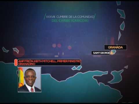 XXXVIII  CUMBRE DE LA COMUNIDAD DEL CARIBE CARICOM CORREGIDO