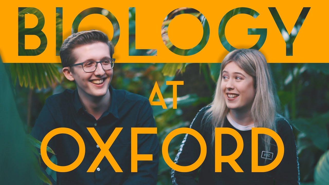 Biology | University of Oxford