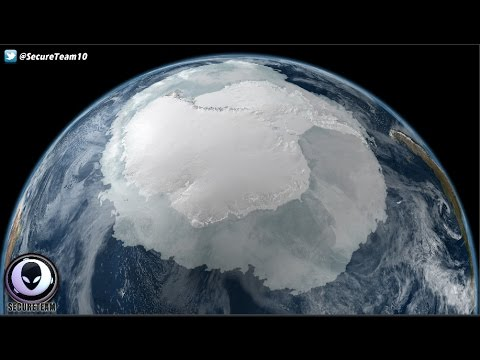 Thumbnail: Satellite Detects MASSIVE Object Under Antarctica 12/27/16