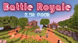 Hypixel Battle Royale: FUNNY MOMENTS & HIGHLIGHTS [2.5k Pack Release]