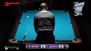 #15 • Amar KANG vs Tommy SORIA • 48th Terry Stonier 9-Ball thumbnail