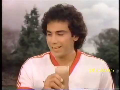 HUGO SANCHEZ  chocomilk 1986