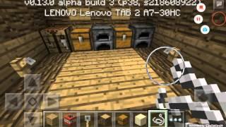 Minecraft PE 0.13.0:如何使用绊线钩?