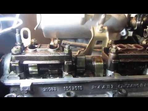 Регулировка клапанов на ВАЗ 2110, 2114, Калина, Гранта, 2109, 2108