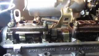 видео Регулировка клапанов Лада Гранта 8 клапанная