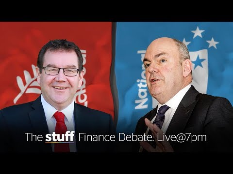 Stuff Finance Debate