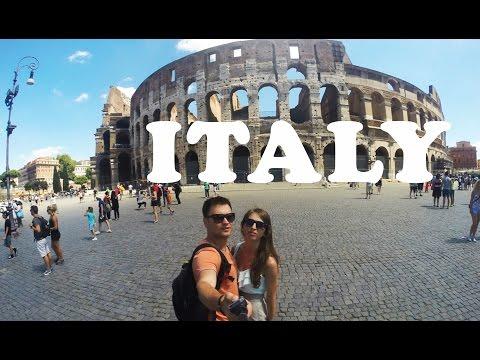 Trip to Italy.13 days - 15 cities (Italian Music)