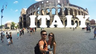 Trip to Italy.13 days - 15 cities (Italian Music)