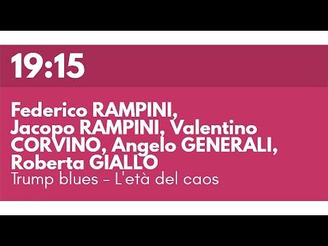 Federico RAMPINI, Jacopo RAMPINI, Valentino CORVINO, Angelo GENERALI, Roberta GIALLO - Trump blues