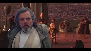 Star Wars The Last Jedi vs The Star Wars Prequels