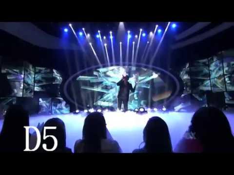 Joshua Ledet Live Vocal Range- American Idol Era: B2-A5